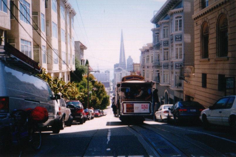 アメリカ/サンフランシスコ市街