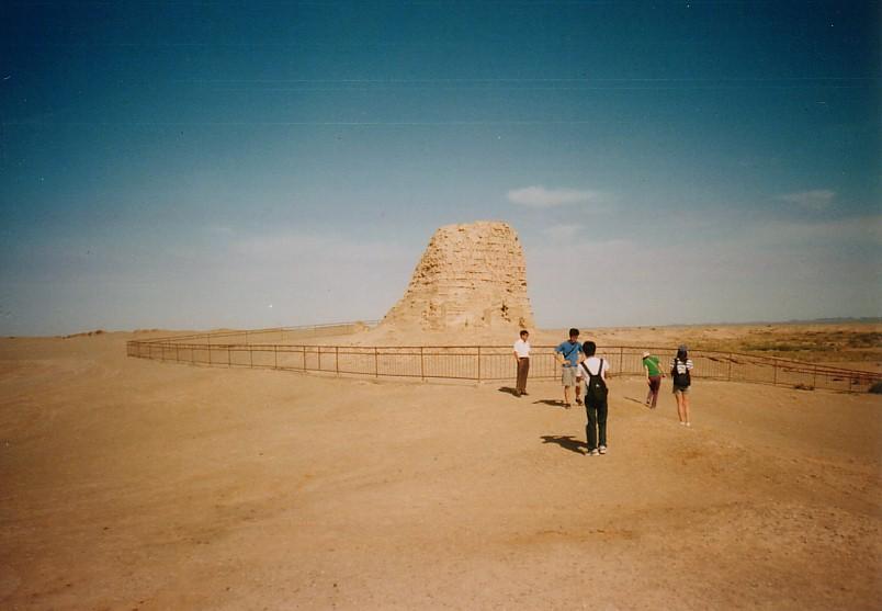 玉門関の画像 p1_27