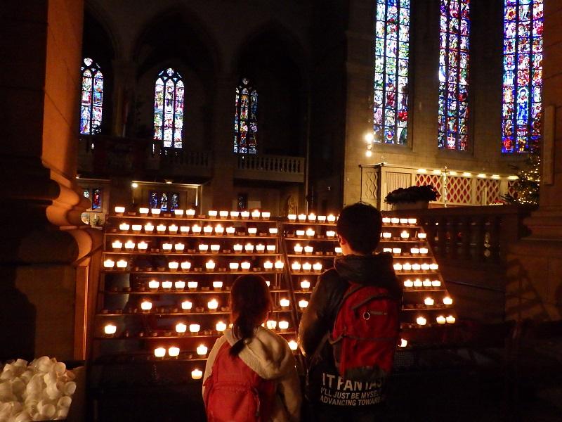 ルクセンブルグ/ノートルダム大聖堂