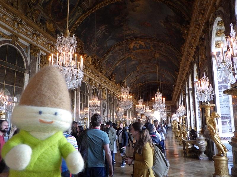 ベルサイユ宮殿/鏡の間