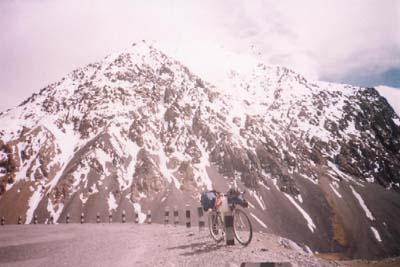 自転車旅行