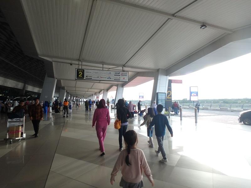ジャカルタの空港