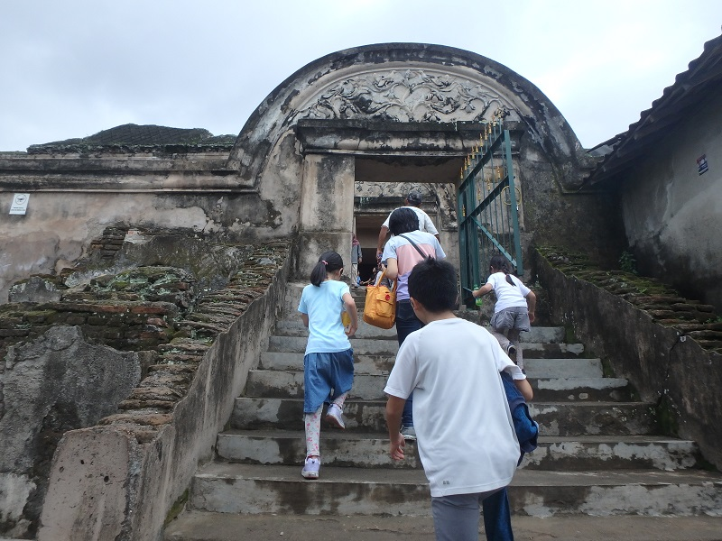 タマンサリ周辺の史跡