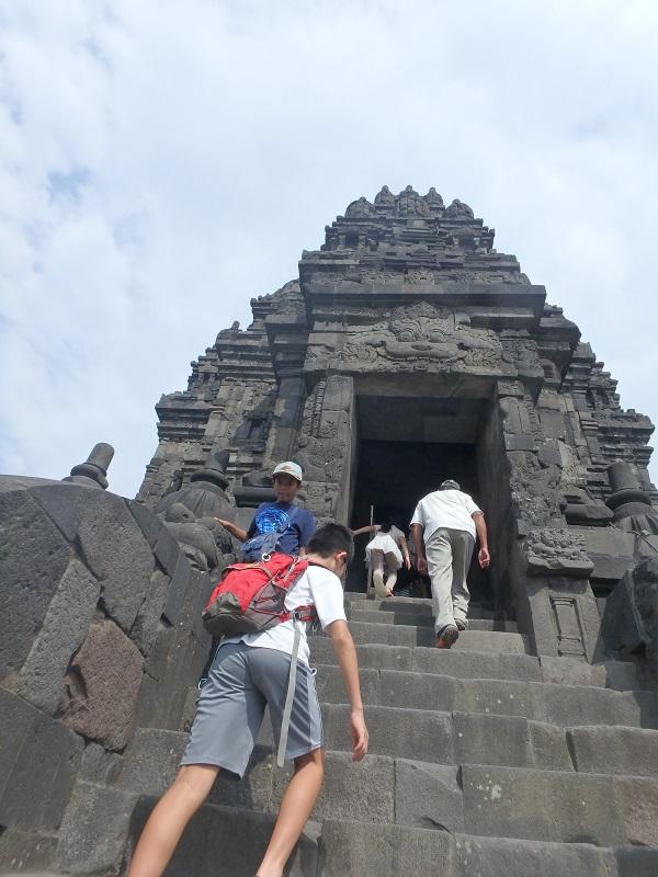 プランバナン遺跡/シヴァの神殿