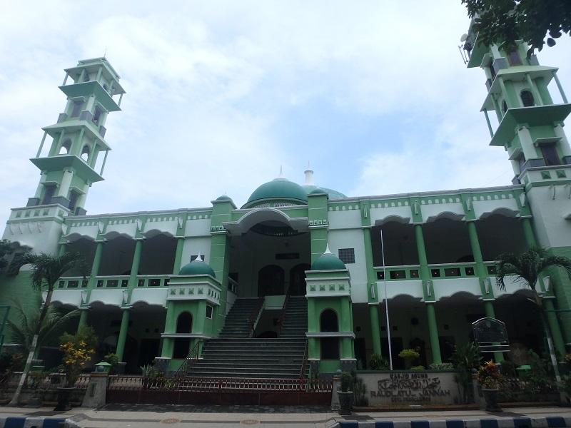 プロボリンゴのモスク