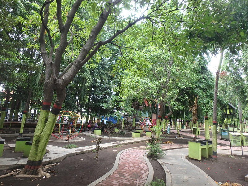 プロボリンゴの公園